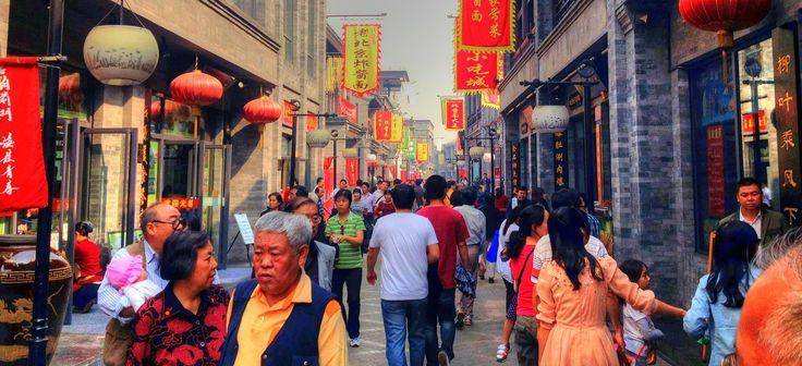 Zakupy w Chinach