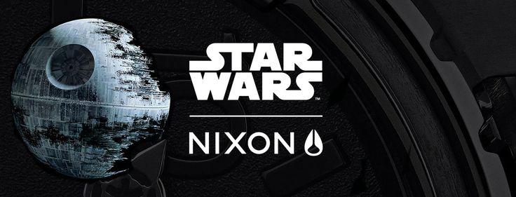 Nixon x Star Wars