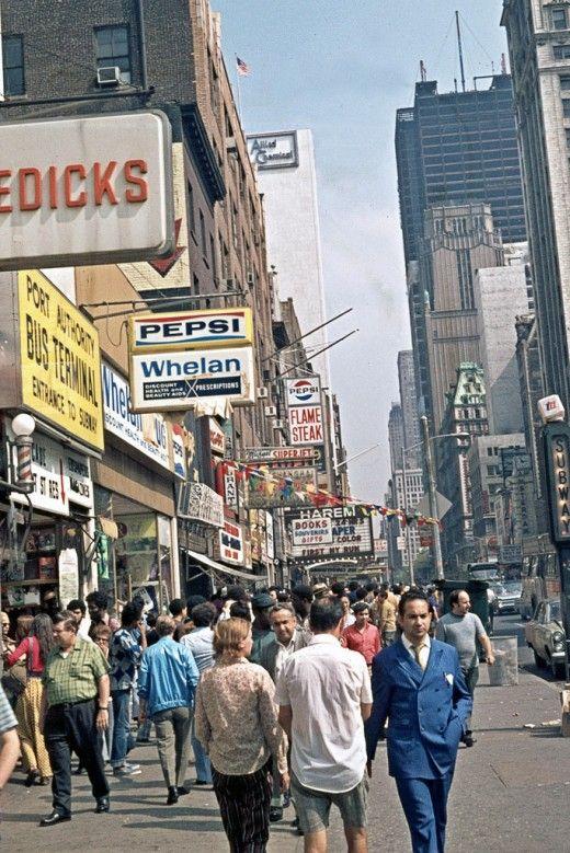 New York City 1971