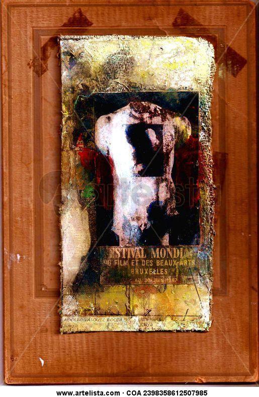 ONTOLOGÍA DEL CUERPO Y ESTÉTICA DE LA ENFERMEDAD: NUEVA CARNE, CUERPO SIN  ÓRGANOS Y ESCATOLOGÍA DE LA ENFERMEDAD. Arte Obra de Adolfo Vasquez Rocca