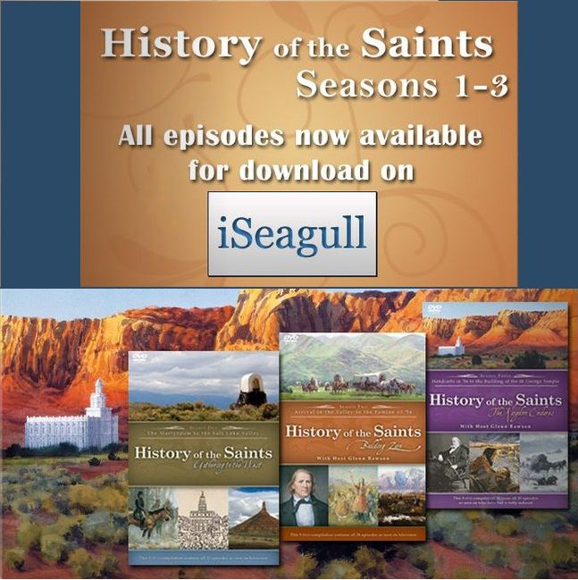 All Episodes of History of the Saints are now available for download at iSeagull!