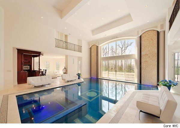 Best Inside Pool Room Images On Pinterest Endless Pools - Rooms with pools