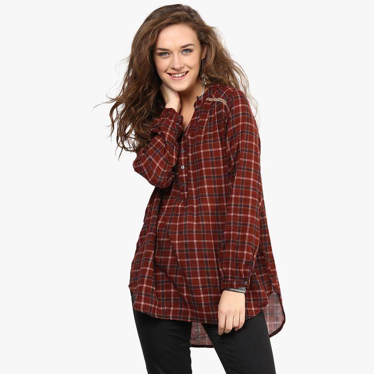 Manak Long Line Shirt