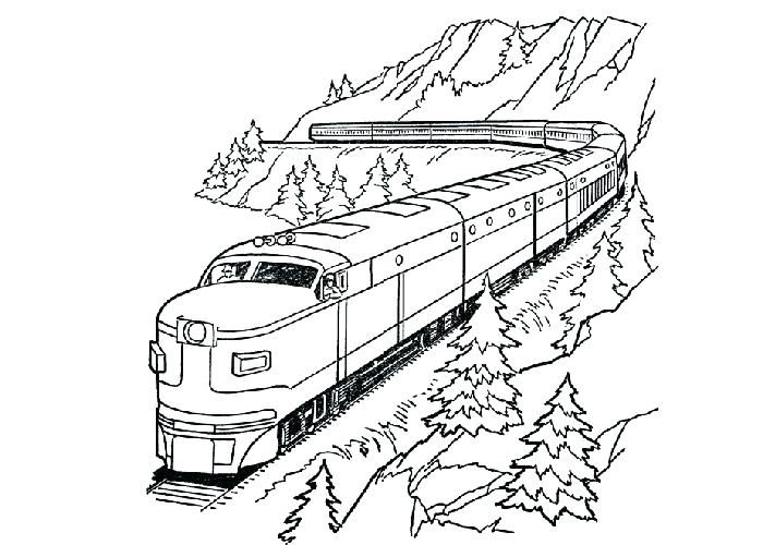 Printable Train Coloring Pages Ideas Free Coloring Sheets Train Coloring Pages Coloring Pages Cartoon Coloring Pages