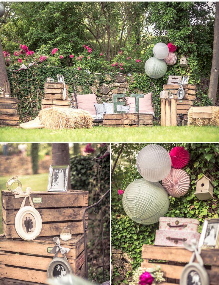 deco boules japonaise mariage fete en vente au. Black Bedroom Furniture Sets. Home Design Ideas