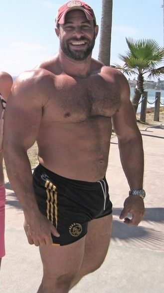 Big Hairy Men 86