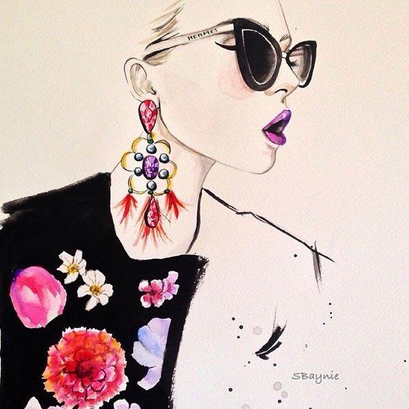 Best Australian Fashion Illustrators - Image 13