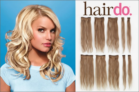 Jessica Simpson Hair Extensions....I really want some so I can have long hair but not acutally have long hair...Tasha Help!