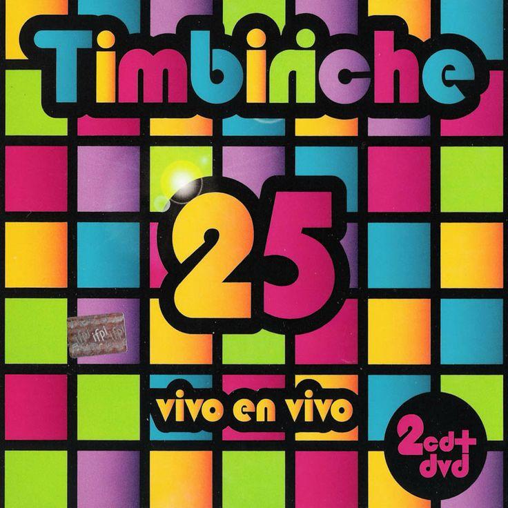 En 2007 seis de los integrantes originales del grupo mexicano Timbiriche (menos Paulina Rubio) realizaron un segundo reencuentro con un tour llamado Timbiriche 25 vivo en vivo, en el que aprovecharon la efeméride de los 25 años del grupo. Con una ñoñez de la que el público se vuelve cómplice y celebra, los ex-timbiriches, interpretan lo mismo las canciones que los hicieron famosos en su etapa juvenil que en la infantil.  http://youtu.be/V3HoEhspCqg
