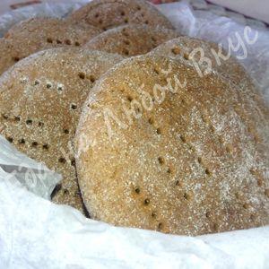 Фото к рецепту: Финские Лепешки вместо Хлеба! Невероятный вкус!