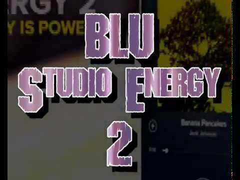 BLU Studio Energy 2 4G Smartphone