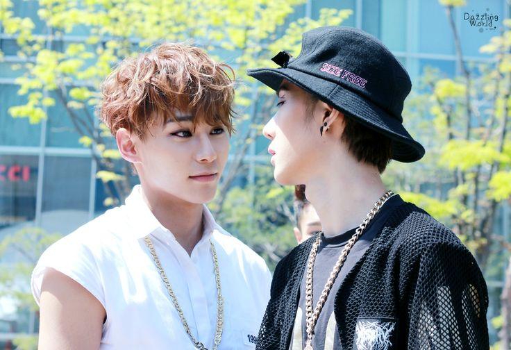 Sungjoo and Yibo