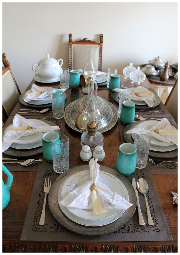 Ramadan Table Setting Islamic Art Pinterest
