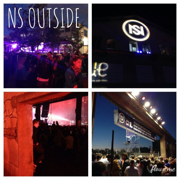 In the backstage of an electro music festival! #france #nuitssonores #electro #festival #outside #backstage #floux  Check the article out for more pics!