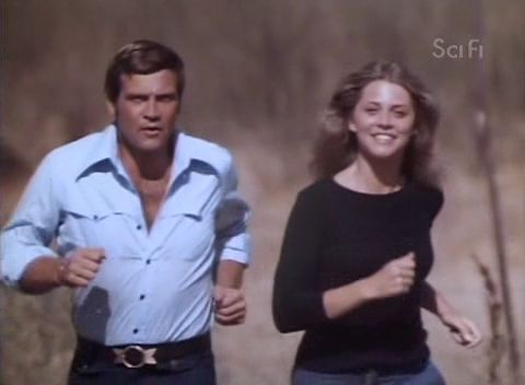 The Six Million Dollar Man and The Bionic Woman