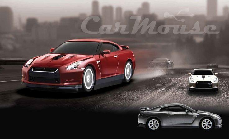 CarMouse Nissan GT-R