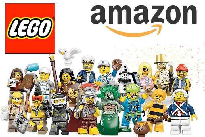 Descubre la tienda LEGO en Amazon