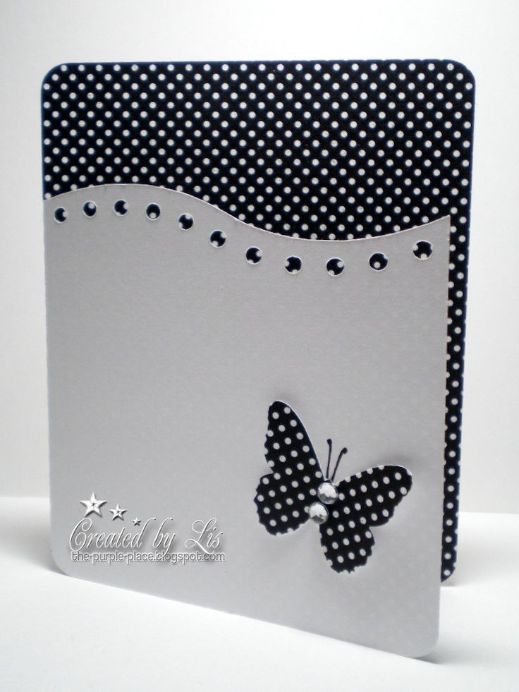 Can be done with any matching paper. Would be cute for hidden journaling on scrapbook page
