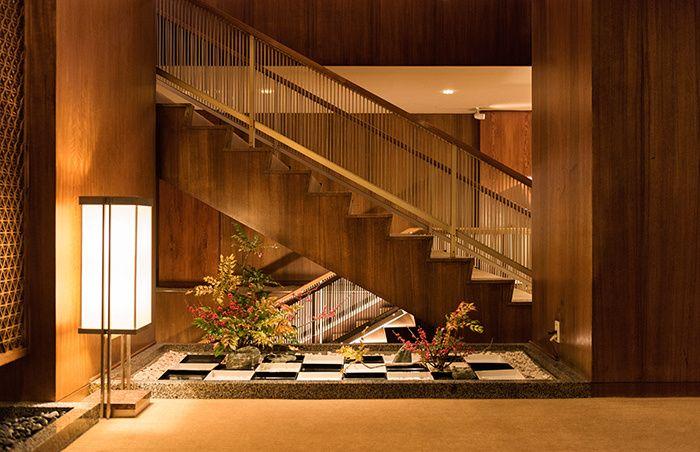 yoshiro taniguchi / hôtel okura, tokyo ホテルオークラ