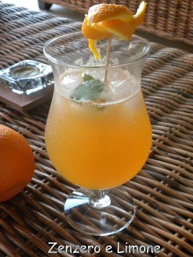 Mc Pherson - cocktail analcolico