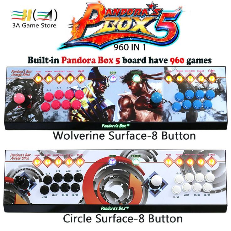 Best Price 2 players Pandora's box 5 960 in 1 Console Red/Circle/Wolverine Surface 8 Button controle arcade joystick usb arcade controller #2-players #players-Pandora's #Pandora's-box #box-5 #5-960 #960-in #in-1 #1-Console #Console-Red/Circle/Wolverine #Red/Circle/Wolverine-Surface #Surface-8 #8-Button #Button-controle #controle-arcade #arcade-joystick #joystick-usb #usb-arcade #arcade-controller