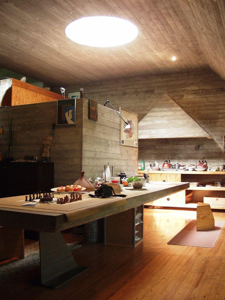 05 House Van Wassenhove, 1974. St. Martens-Latem, Belgium.