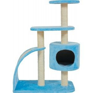 Arbre à chat Wave bleu taille L - Zolux
