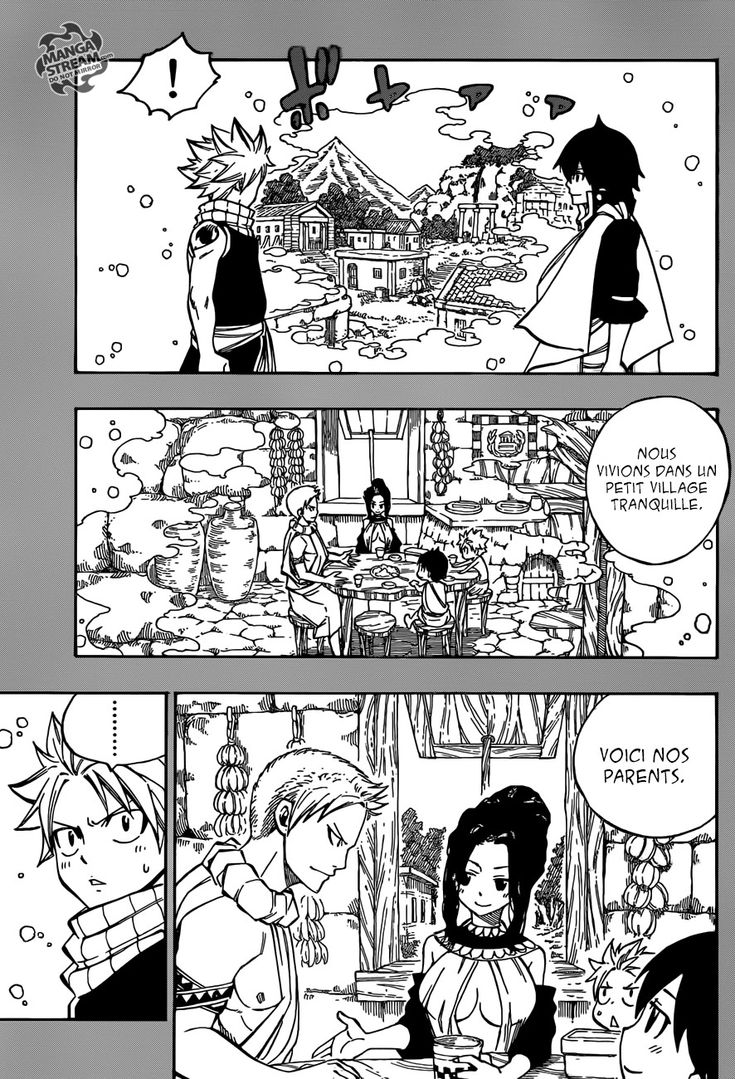 Scan Fairy Tail 510 VF page 10