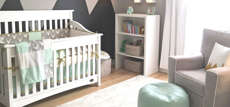 Boy Crib Bedding Sets for the Nursery