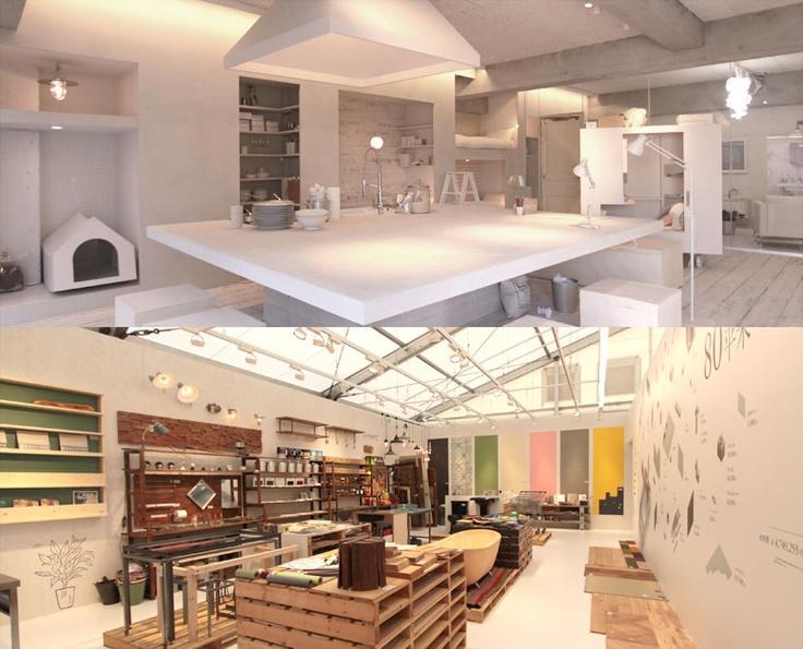 toolbox  「編集の家」…自分の空間を自分で自由に発想し編集できる
