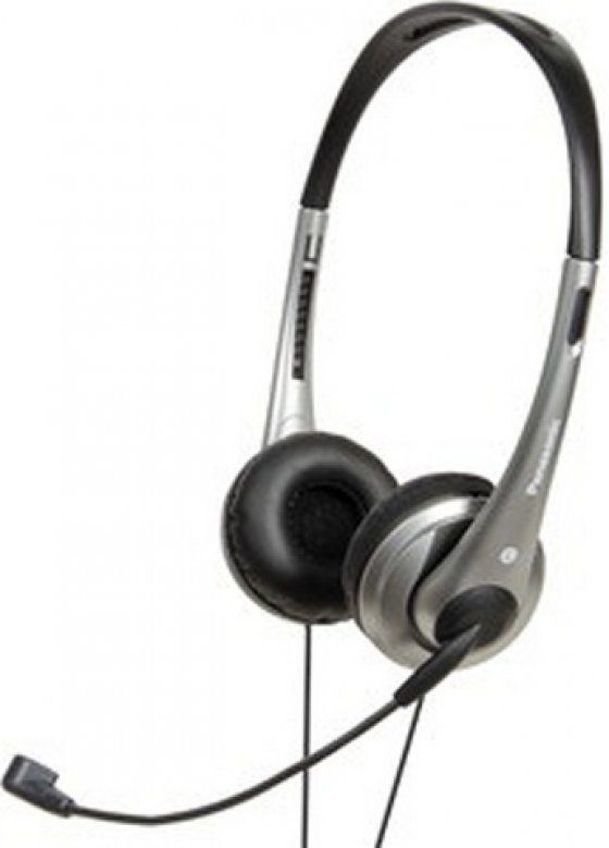 Panasonic RP-HM111E-S Mikrofonos fejhallgató