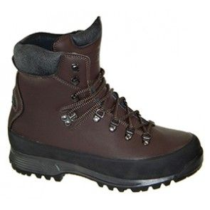 avesu - Veganer Wanderschuh - Vegetarian Shoes Veggie Trekker MK5 Brown