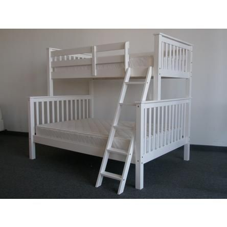 ... twin over full bunk bed see more 1 jordan white twin over full bunk