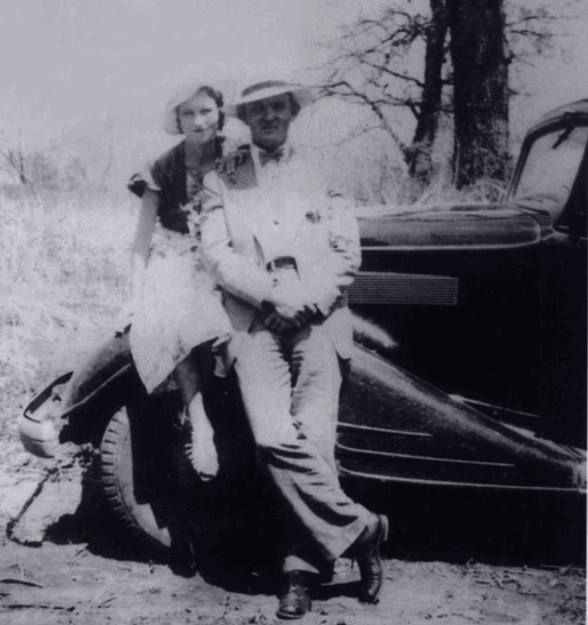 Bonnie with Joe Palmer