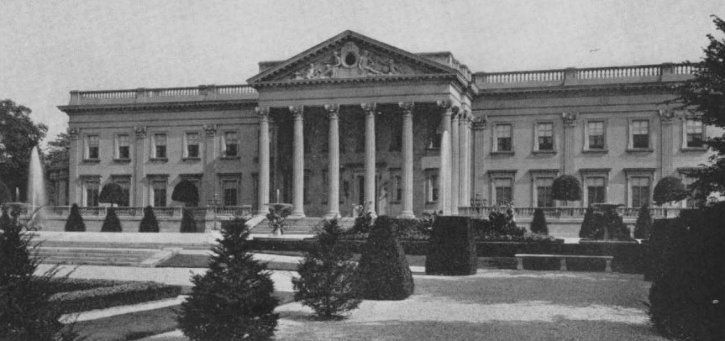 17 Best Images About Lynnewood Hall On Pinterest Mansions Parks And Falling Apart