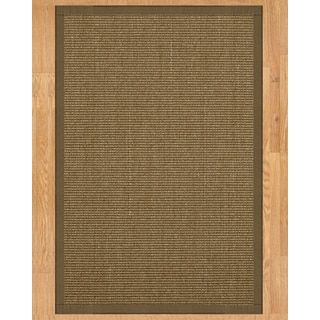 Shop For Handcrafted Sandstone Sisal 3 X 5 Rug Fossil Get Free