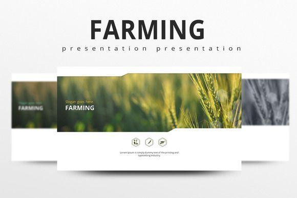 Farming by Good Pello on @creativemarket