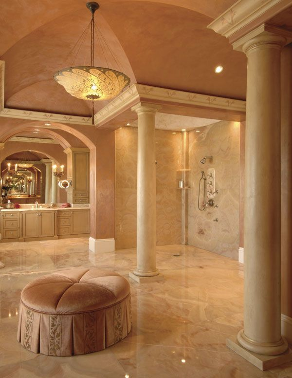 Pictures of million dollar bathrooms million dollar bathrooms
