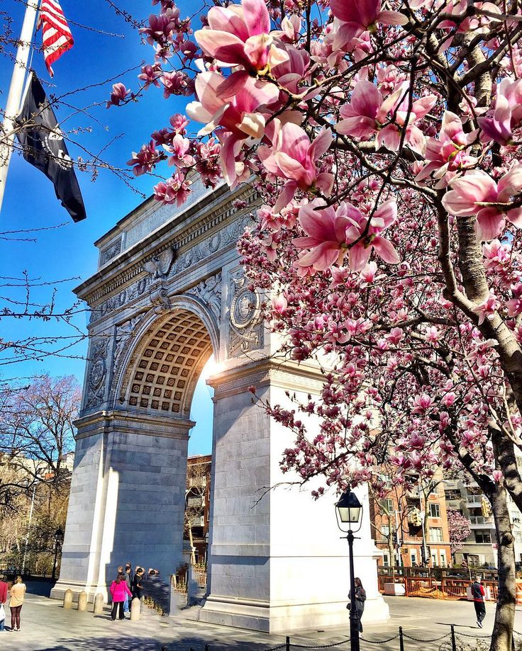 New York City Feelings - Washington Square Park by @scottlipps