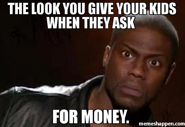 Funny Money Memes: 25+ Best Ideas About Kevin Hart Funny On Pinterest