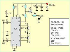 ELECTRONIQUE 3D - Le TDA 7294 - le TDA 8560Q