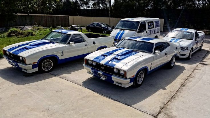 A Flock Of Aussie Muscle Cars by Jeff Bloom Click to Find out more - http://fastmusclecar.com/readers-rides/a-flock-of-aussie-muscle-cars-by-jeff-bloom/ COMMENT.