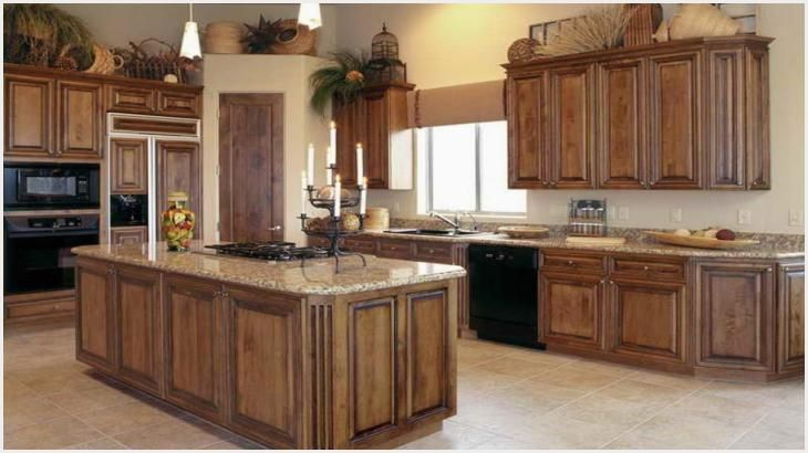 343 Wood Stain Kitchen Cabinets Ideas