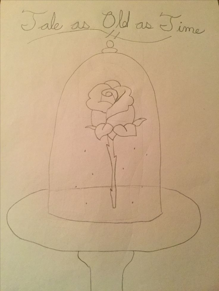 Rose-Beauty And The Beast