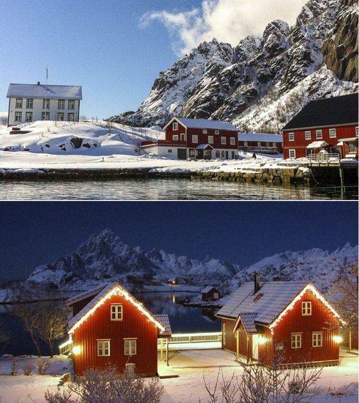 37 best Northern Ski Cabins - Travel Inspiration images on Pinterest ...
