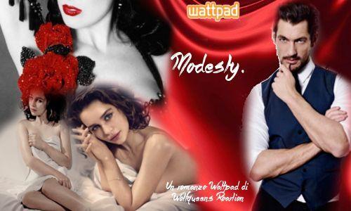 #wattpad #romanzi-rosa Modesto. Ossessivo. Distruttivo. Erotico. Seduttivo…