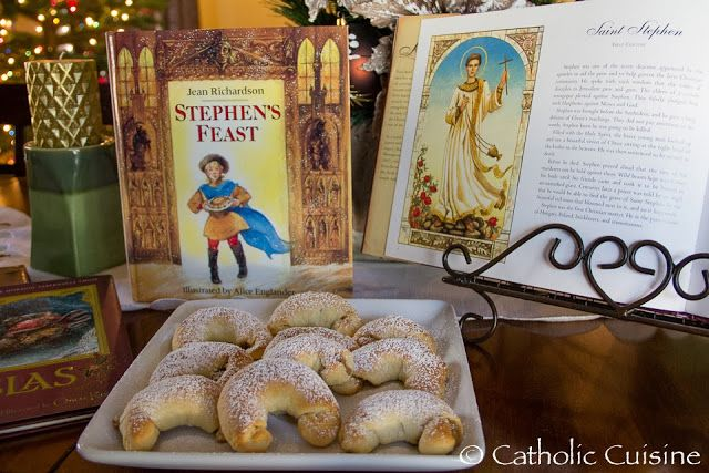 Catholic Cuisine: Podkovy :: St. Stephen's Horseshoes