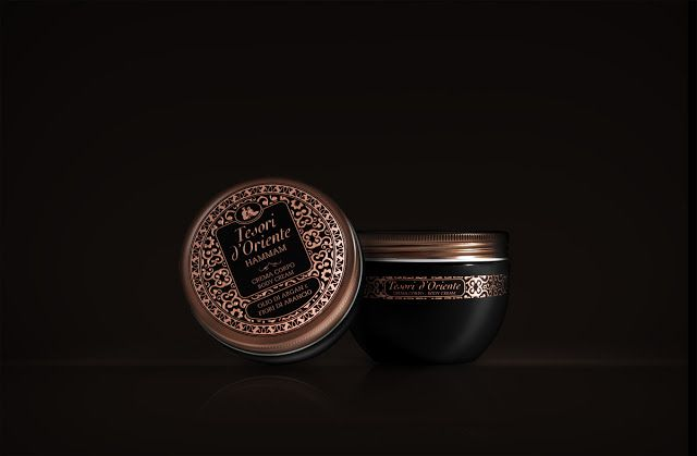 Tesori d'Oriente - Hammam on Packaging of the World - Creative Package Design Gallery