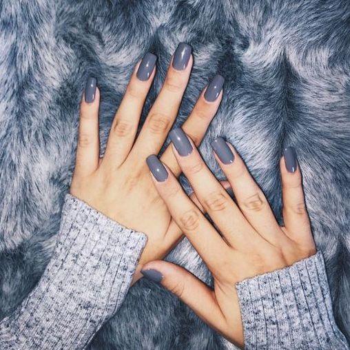 Unhas com a cara do outono/inverno 2016 - Claudia BartelleClaudia Bartelle