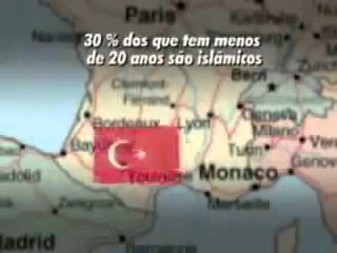 Imigração e declínio da cultura europeia 4 min. (audio PTBr)